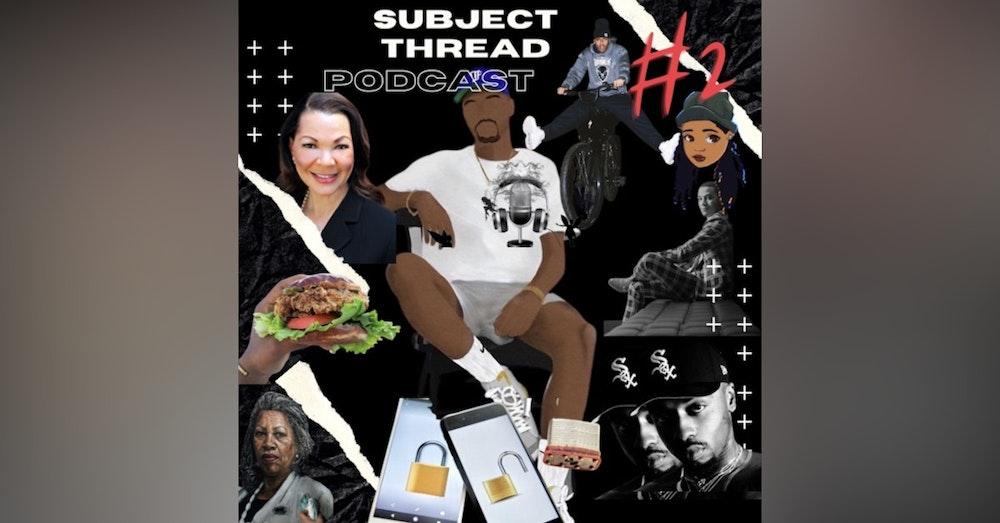 Subject Thread Podcast Season #2 Trailer