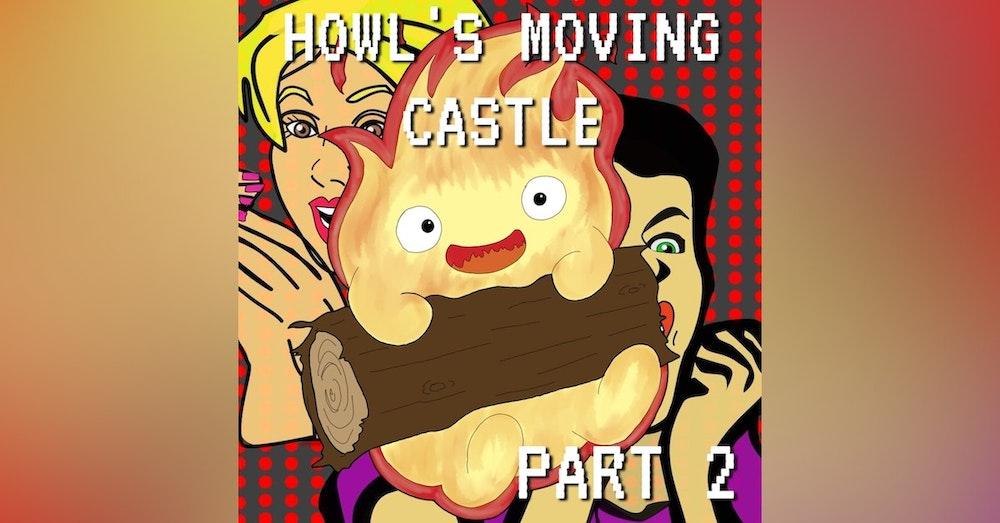 Howl's Moving Castle Part 2: Sophie's Invoice
