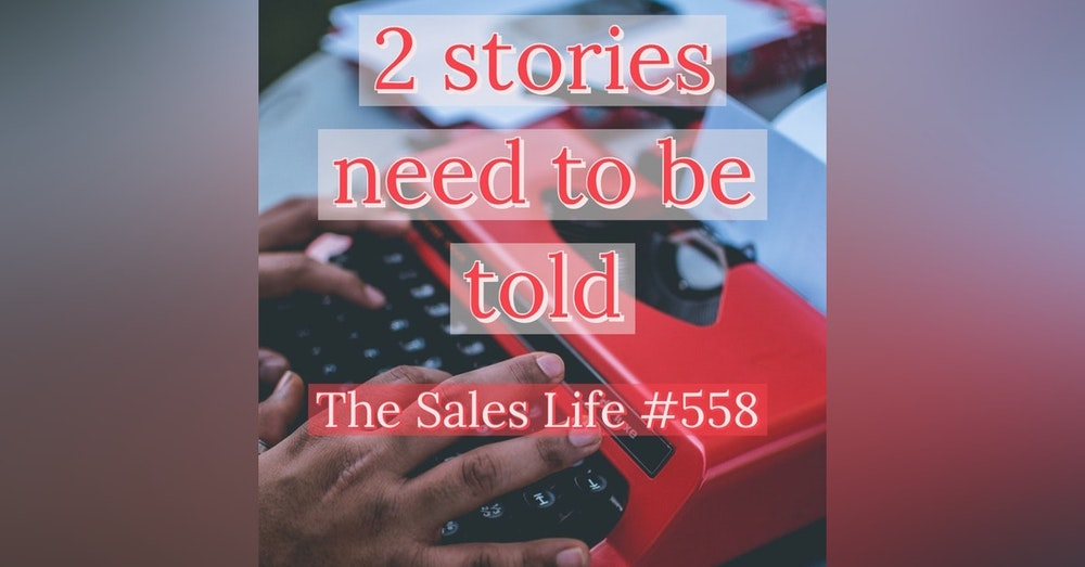 558. There needs to be more than one story.