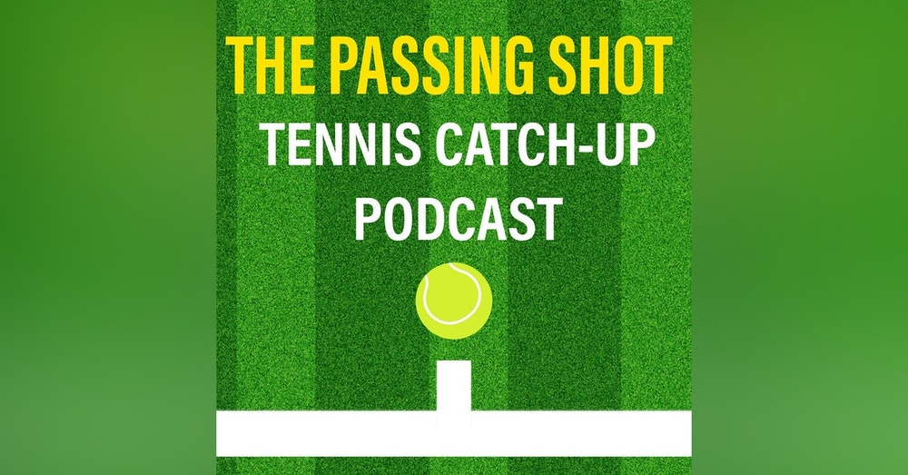 The Monte Carlo + Fed Cup tennis catch-up with special guest @TennisonTelly and the GB fan view inside the Copperbox Arena.