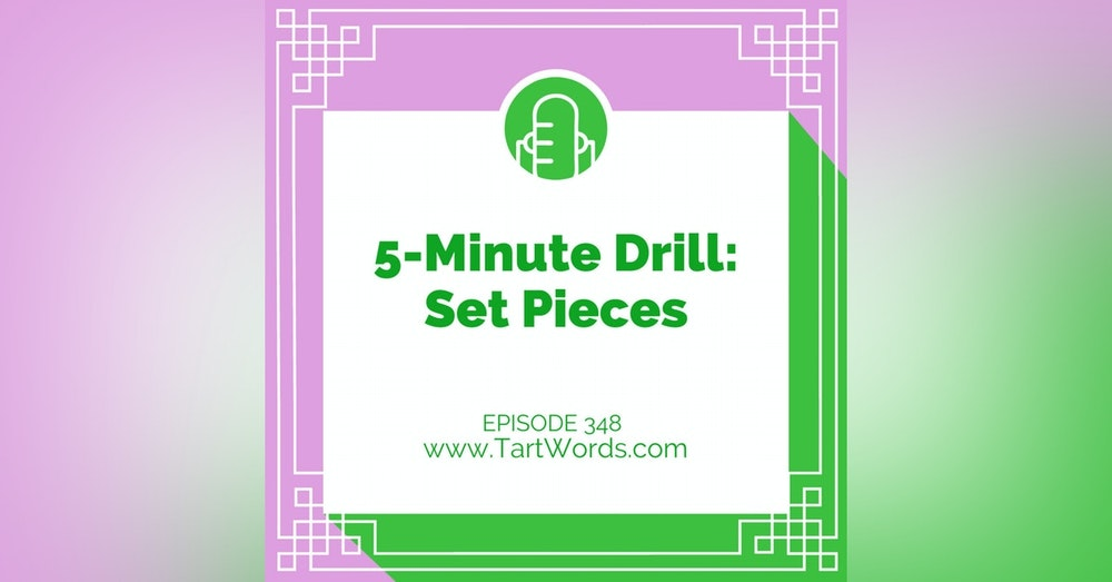 5-Minute Drill: Set Pieces