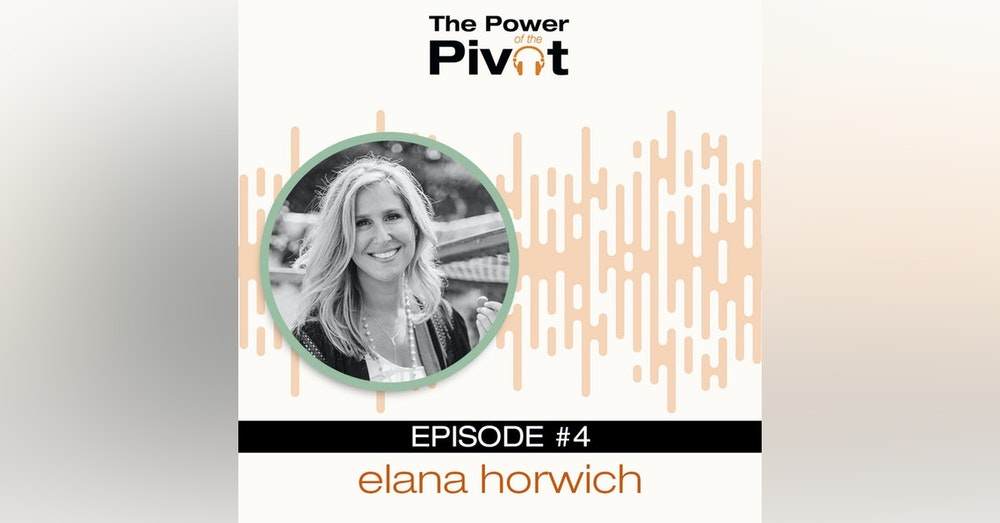 004: How Food Can Be Used as Medicine With Elana Horwich