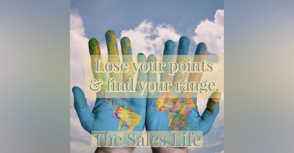 539. Get off your points & find your ranges.