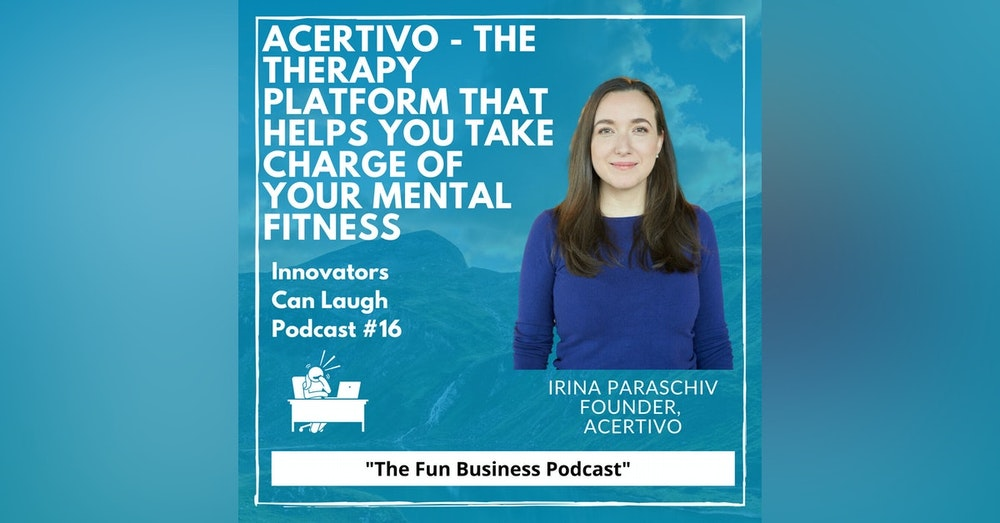 Acertivo: the Romanian startup and therapy platform that helps you take charge of your mental fitness