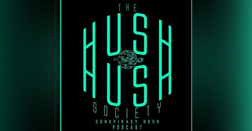 Craft Services Table: Hush Hush Conspiracy Hour