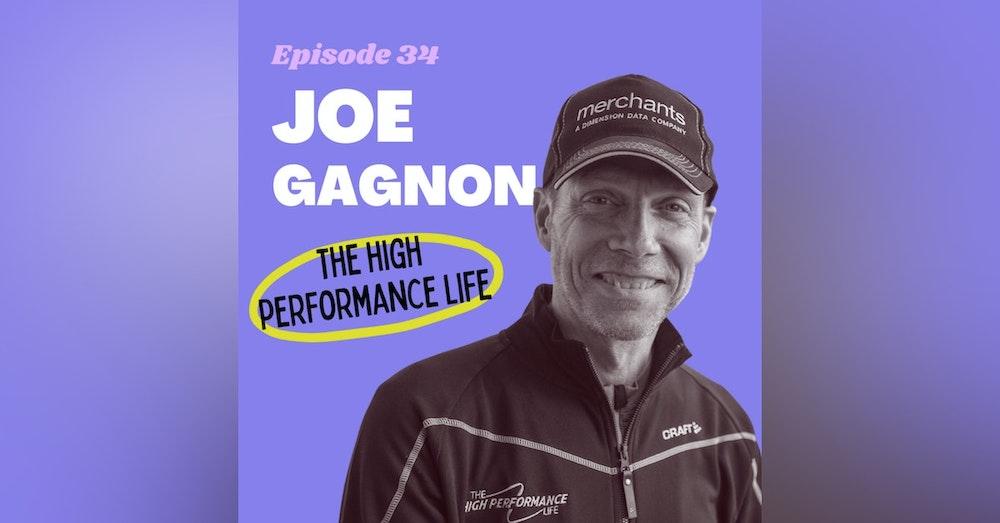 #34 - Joe Gagnon, The CEO Who Ran 6 Marathons in 6 Days across 6 Continents