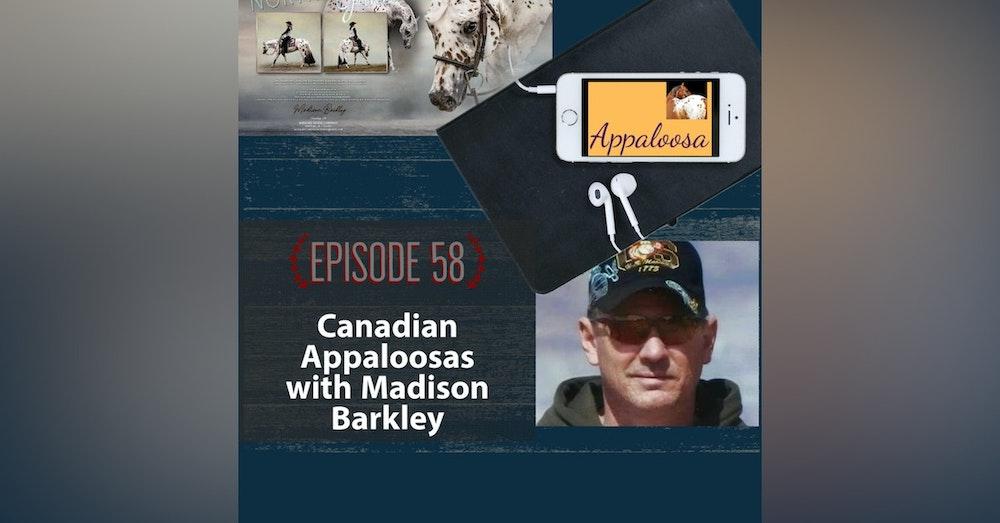 Canadian Appaloosas with Madison Barkley