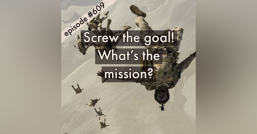 609. You don't need permission for a mission