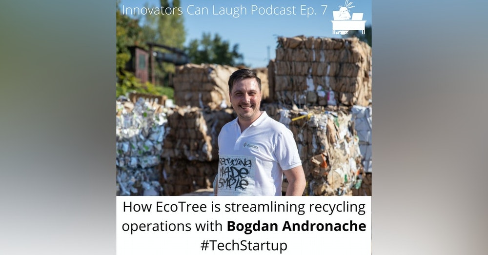 What Uber did for ride-sharing Bogdan Andronache is doing for Recycling (#7)