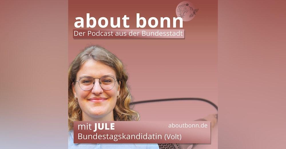 #btw21 Neue Politik – Neues Europa! (mit Livia Juliane Genn, Volt)
