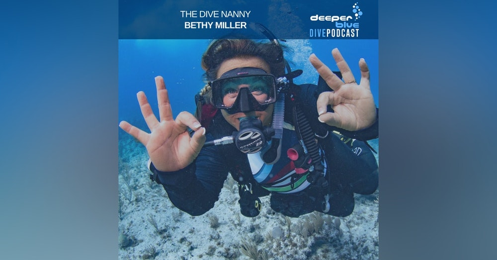 """Bethy """"Dive Nanny"""" Miller on how she saw diving transform one boy's life, and Freediver Nathan Lucas on practice, practice, and more practice"""