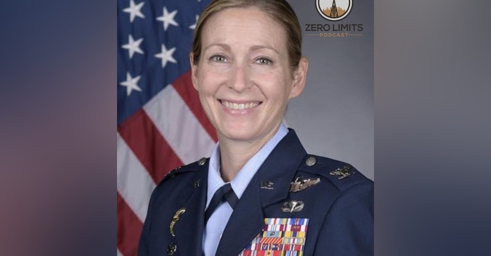 """Ep. 23 Col. Kim """"Killer Chick"""" Campbell Retired A - 10 Warthog Pilot"""