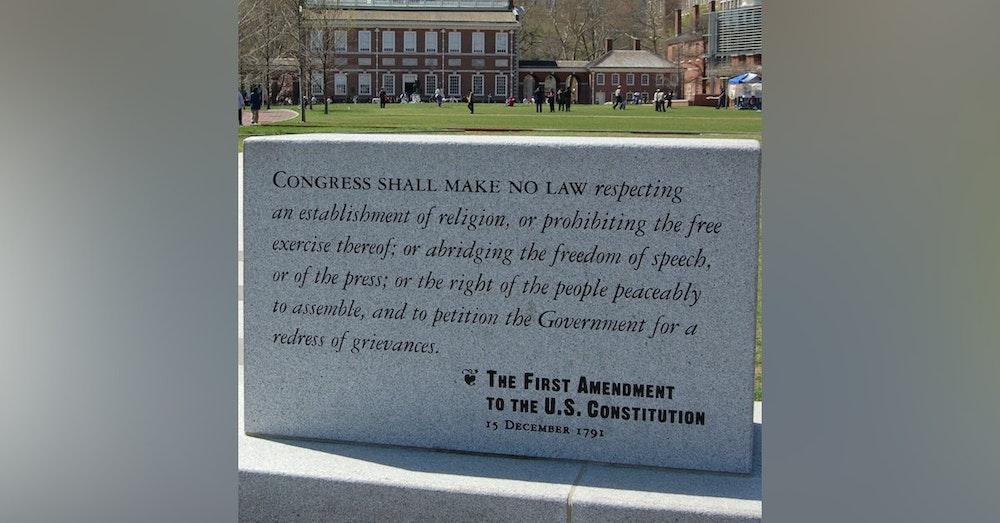 #092: The future of the 1st Amendment