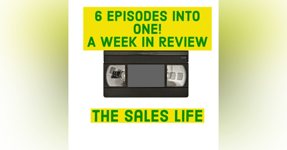 537. 6 episodes in one! | Recapping this week's episodes.