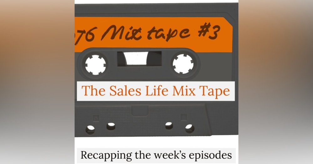 530. Bustin a recap of this week's episodes on you.