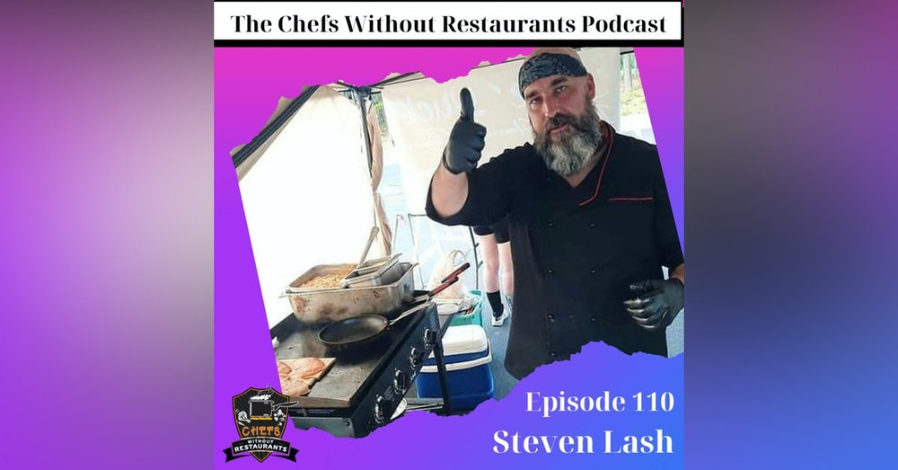 Culinary Education, Microgreens, Food Aversions and Unsung Heroes - with Personal Chef Steven Lash