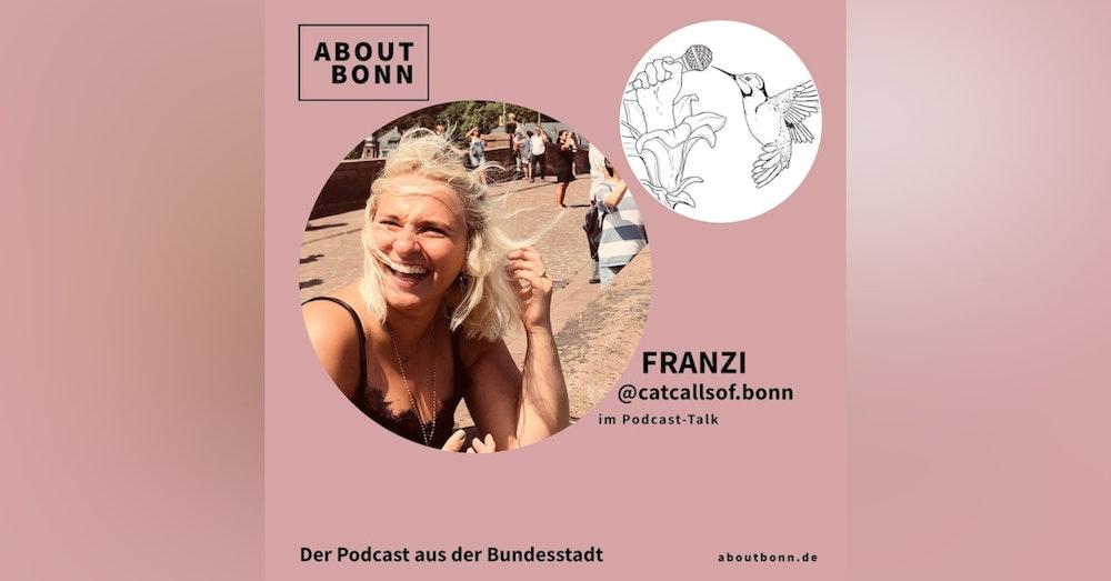 Wie kämpfst du gegen sexuelle Belästigung, Franzi?