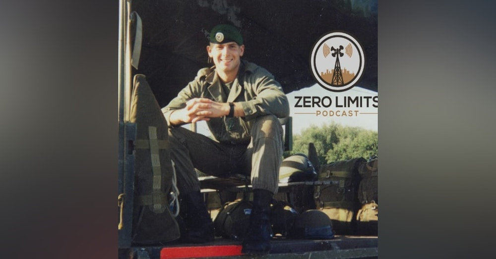 Ep. 14 - Joel Struthers Former French Foreign Legionnaire and helicopter pilot