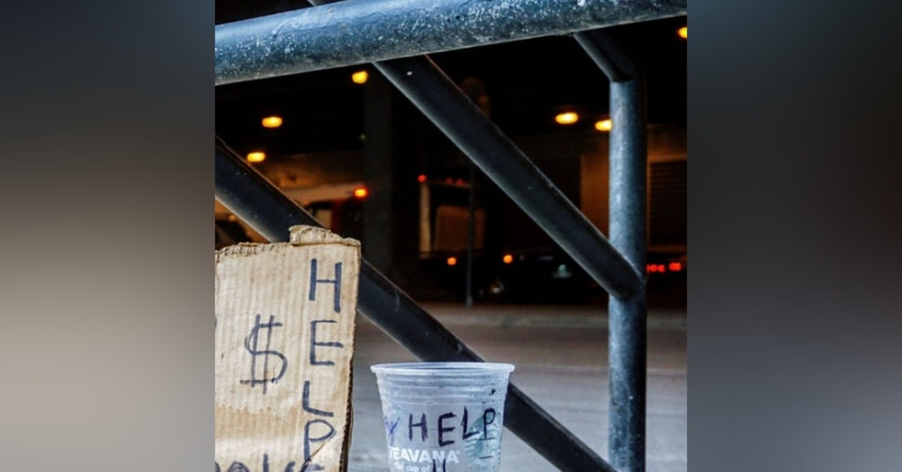 #233 The Beggar & The Bake Sale