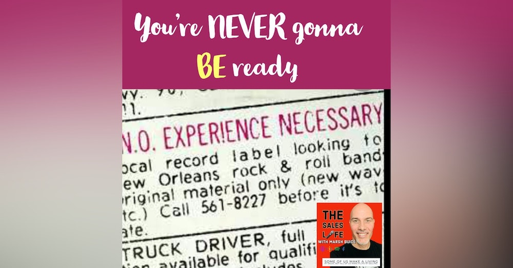 639. You're NEVER going to be ready