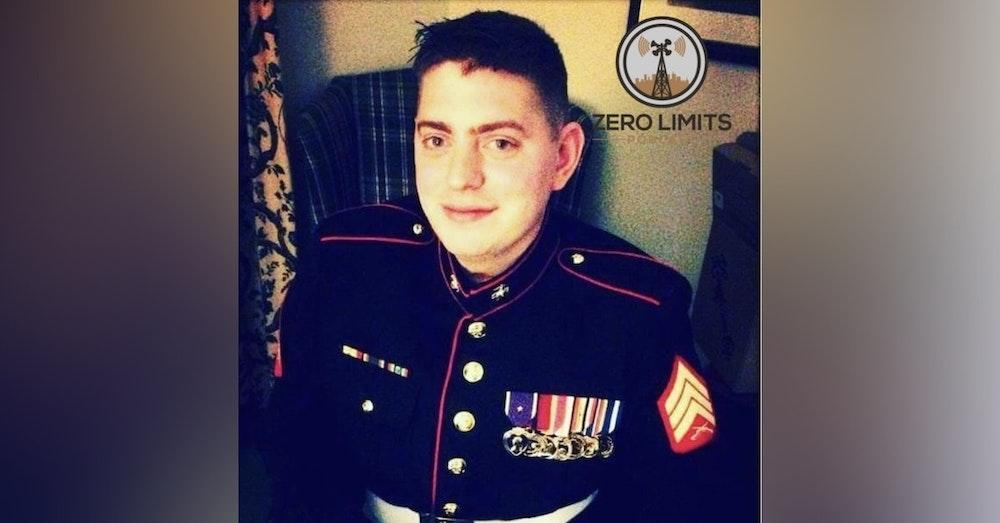 Ep. 26 Sgt John Peck (ret.) US Marine - Iraq & Afghanistan Veteran Quadruple Amputee