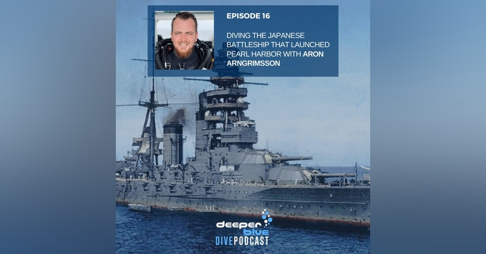 Diving the Japanese Battleship that Launched Pearl Harbor with Aron Arngrimsson, and Freediving for Rum
