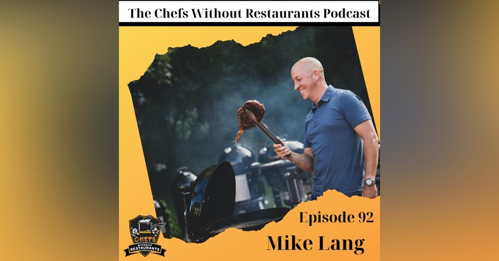 Mike Lang - Food Photography for Weber Grills