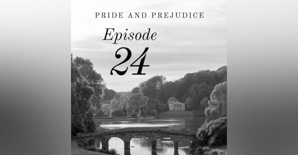Pride and Prejudice | 24. Mr Bennet's Lament