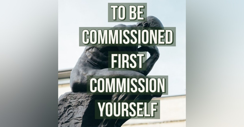 543. You first. Commissions start with commissioning.