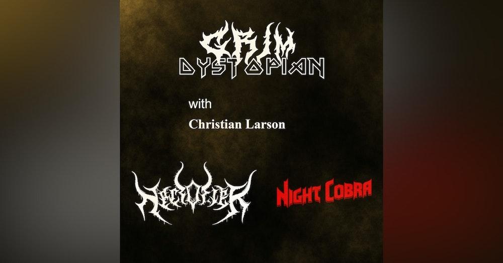 The Night of the Cobra (w/ Christian Larson)