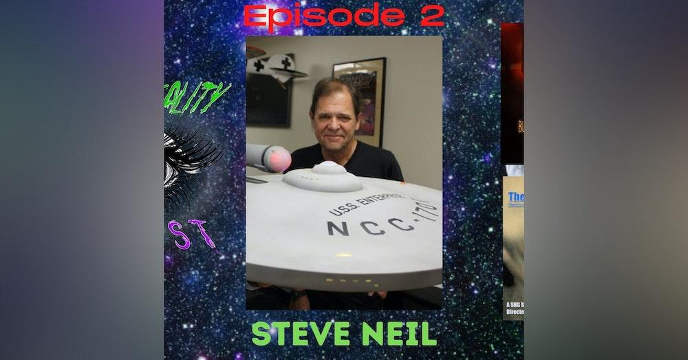 S2E2-Steve Neil Interview Part 1/UFO News