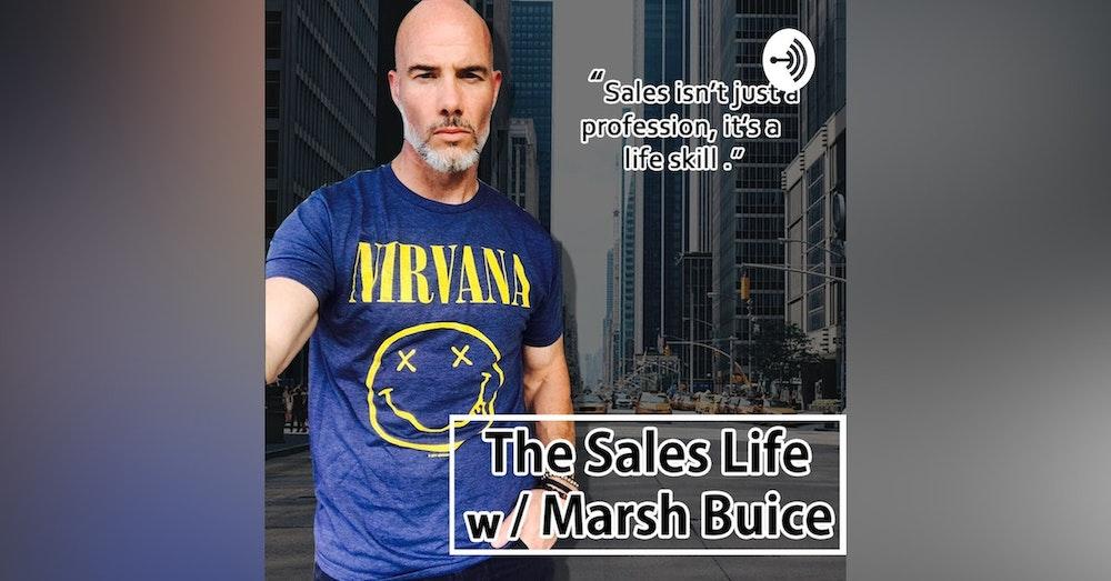 #279 Building your sales confidence through lack of trust