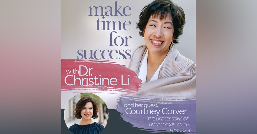 The Life Lessons of Living More Simply with Courtney Carver