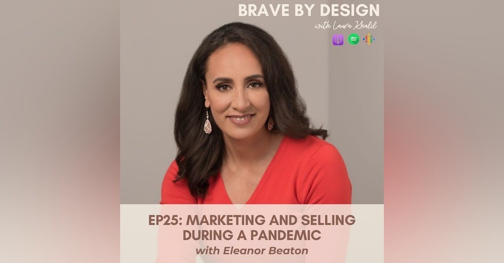 Marketing and Selling During a Pandemic with Eleanor Beaton