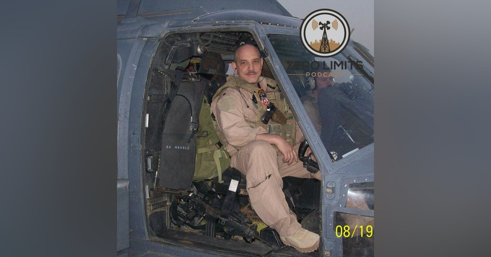 """Ep. 24 Yonel """"Yogi"""" Dorelis former US Marine and US Nvay, Army and Airforce Helicopter Pilot"""