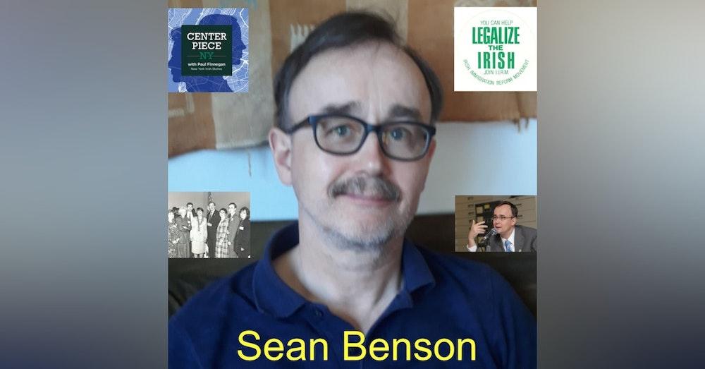 S1E9: Sean Benson