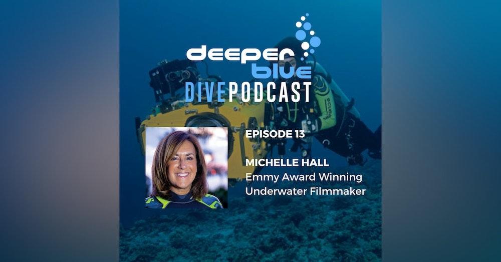 The World's Oldest Scuba Diver | Michele Hall - Award Winning Underwater Filmmaker