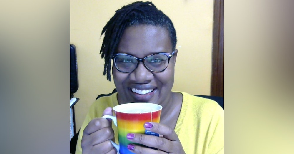The White and The Black of It, June edition, with Michelle Wescott