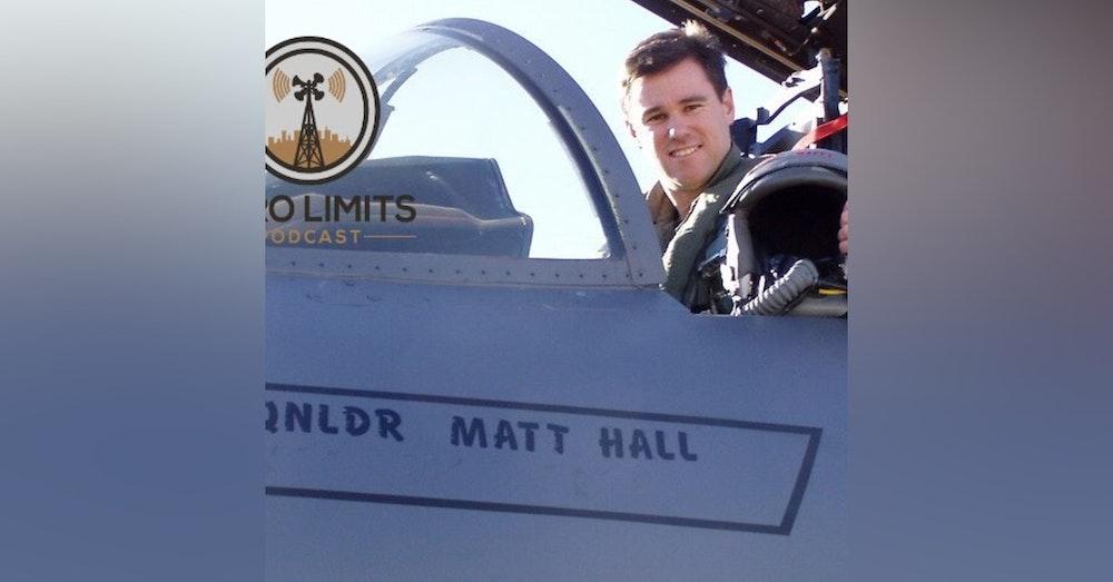Ep. 17 - Matt Hall former RAAF Iraq War Fighter Pilot & Redbull Air Race Champion