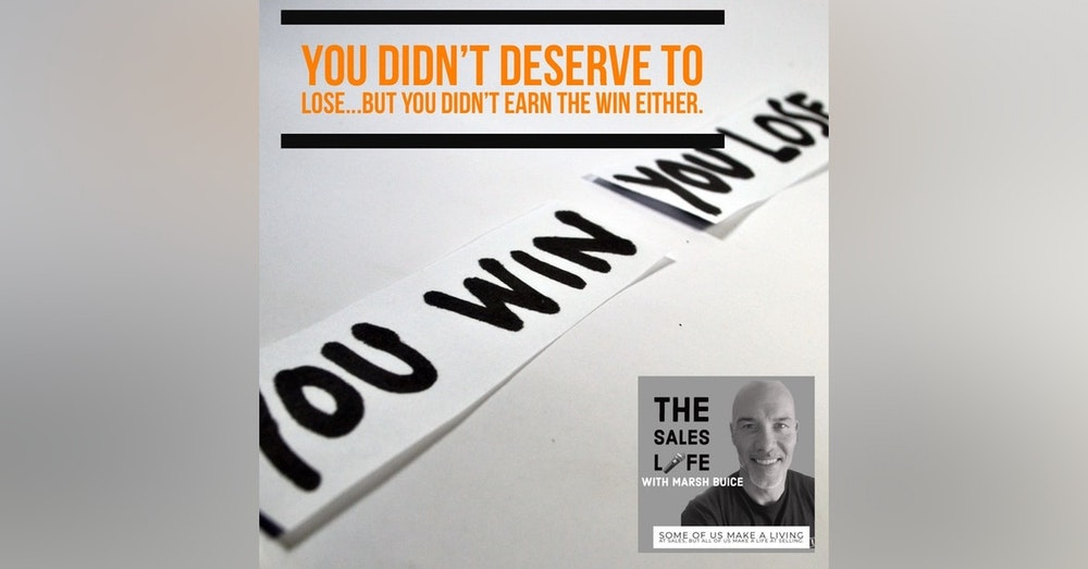 626. You may not have deserved to lose...but you may not have earned the win either.