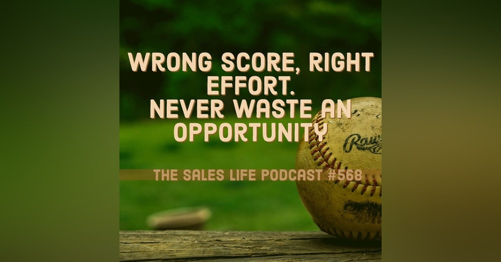 568.Never give your bat away. | Never let an opportunity go to waste.