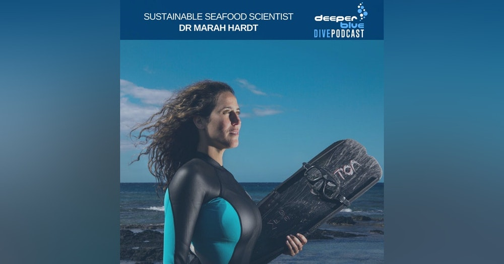 Dr Marah Hardt On Why Staghorn Coral Helps Her Keep It Super-Real, and ParaSwimmer Rosie Bancroft Explains Why She Doesn't Need Help From Divers With Two Legs