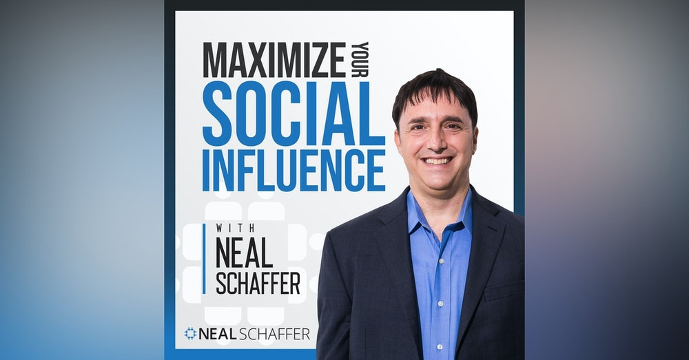 46: Is Social Media Marketing World the Best Social Media Conference? [Michael Stelzner Interview]