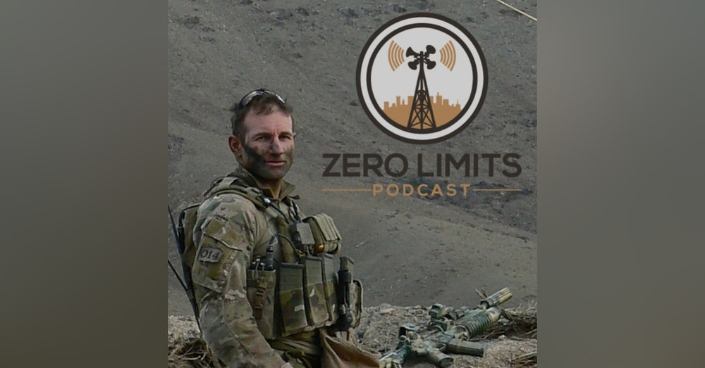 Ep.27 Clancy Roberts former 2 Commando Special Forces Operator / Sniper Team Leader