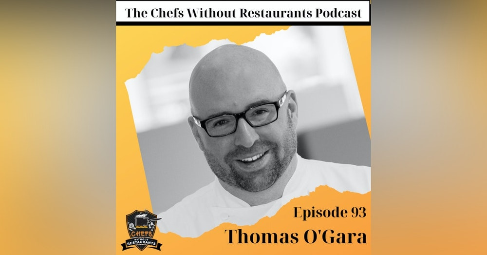 A Discussion with Chef Thomas O'Gara - Vice President of Culinary at Tessemae's