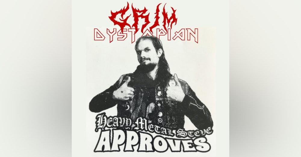 Heavy Metal Steve Approves!