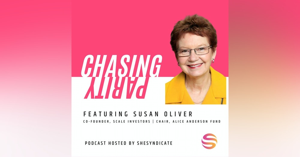 #4 Building Innovation, Confidence, Getting Your Ideas Heard & Having a Go with Susan Oliver