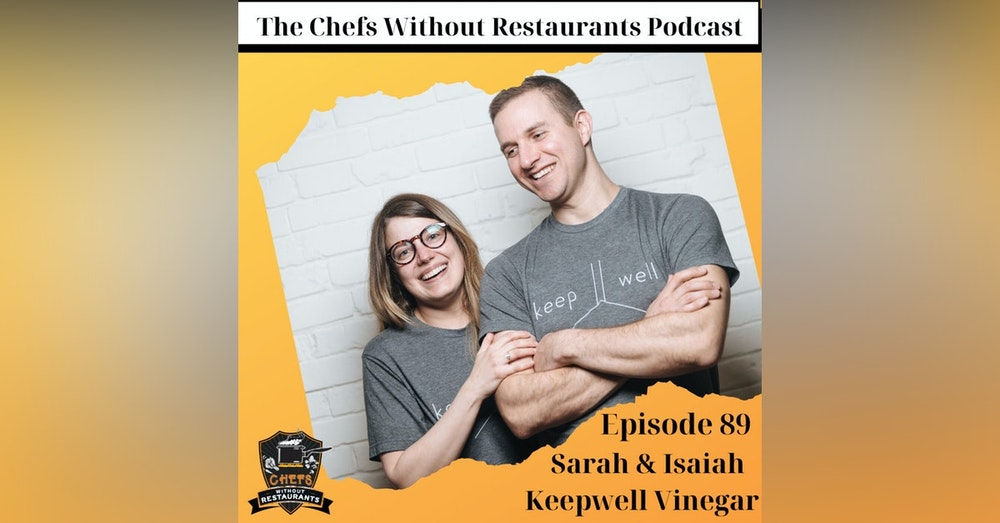 Talking About Vinegar and Miso with Sarah and Isaiah of Keepwell Vinegar and White Rose Miso