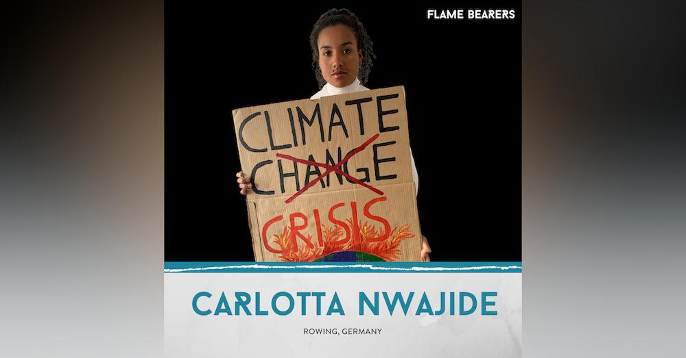 Carlotta Nwajide (Germany): Rowing & Activism