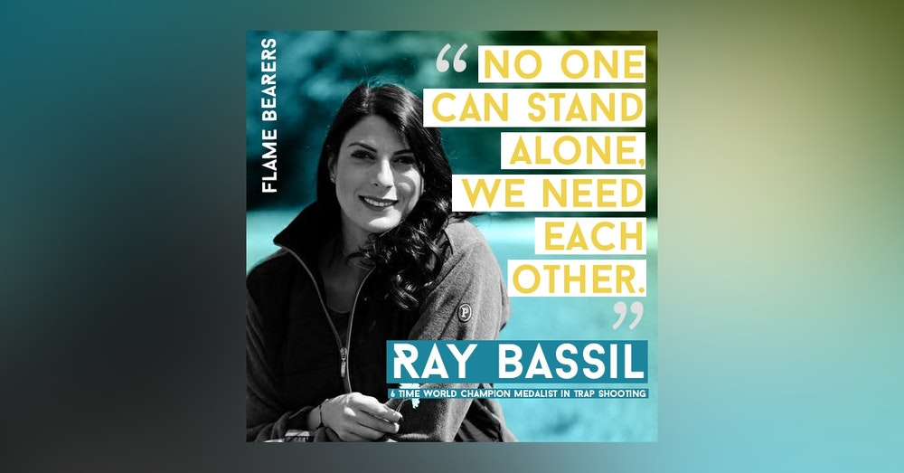 Ray Bassil (Lebanon): Finding Your Courage to Lead